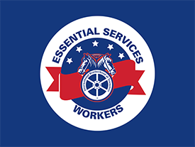 Essential Workers Logo